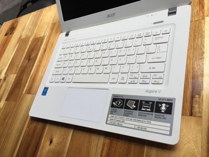 ultralbook acer V3-371, i5 4210, 4G, 500G, 99%