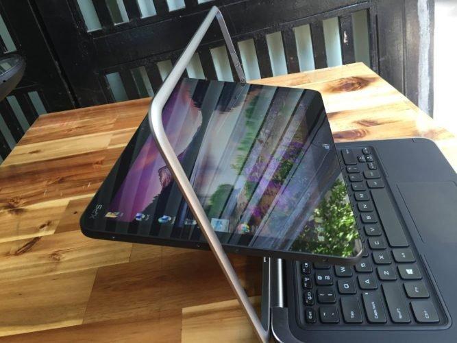 Dell xps12, i7 3537u, 8G, 256, touch, Full HD x360 độ