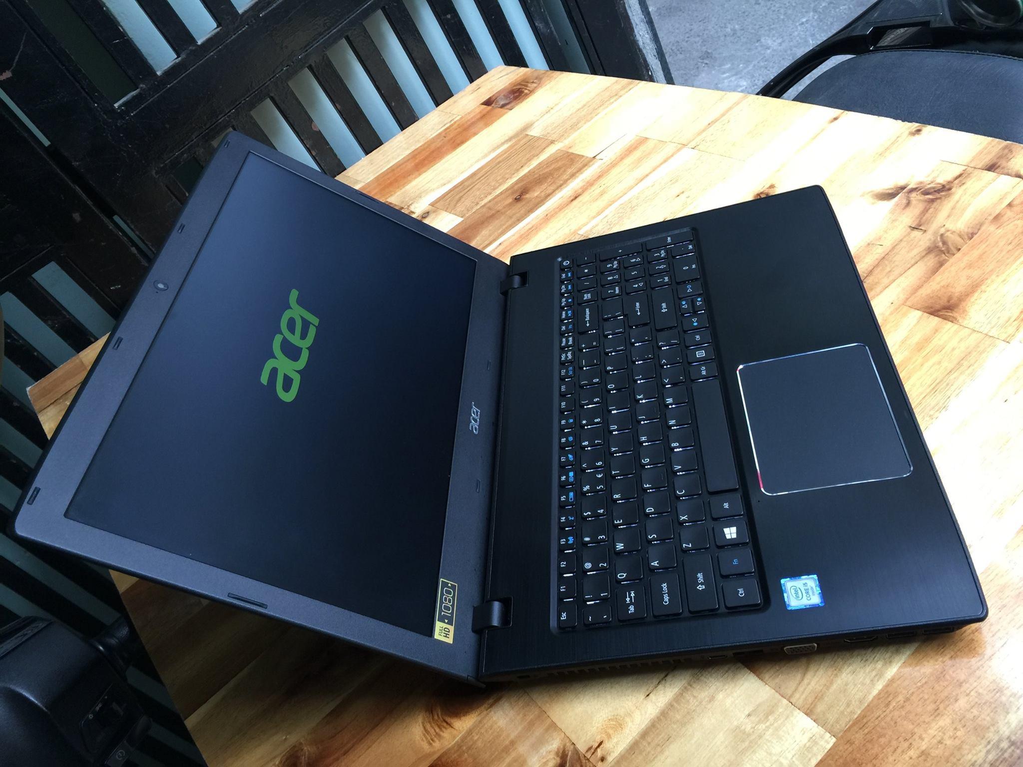 Acer E5-575, i3 7100u, 4G, SSD 128G, Full HD