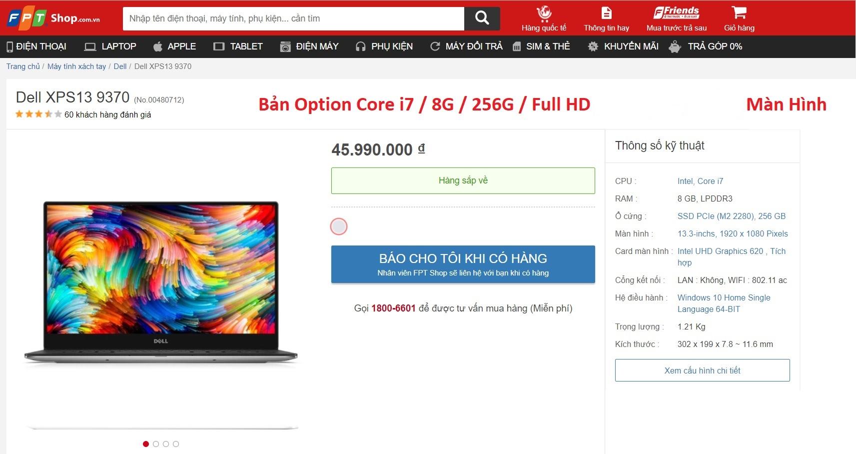 ==> bán 50 cái laptop Dell ... Core i3, i5, i7 ...máy đẹp, zin all. - 26