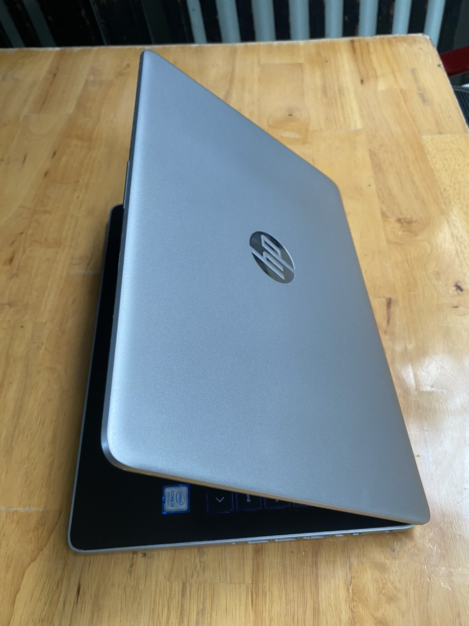 => laptop HP 14, i3 8130u, 8G, ssd 128G, Full HD, 14in, tràn viền - 2
