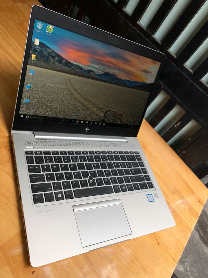 ==> laptop HP 840 G6, i5 8365u, 8G, 256G, 14in, Full HD, 99%, giá rẻ - 1
