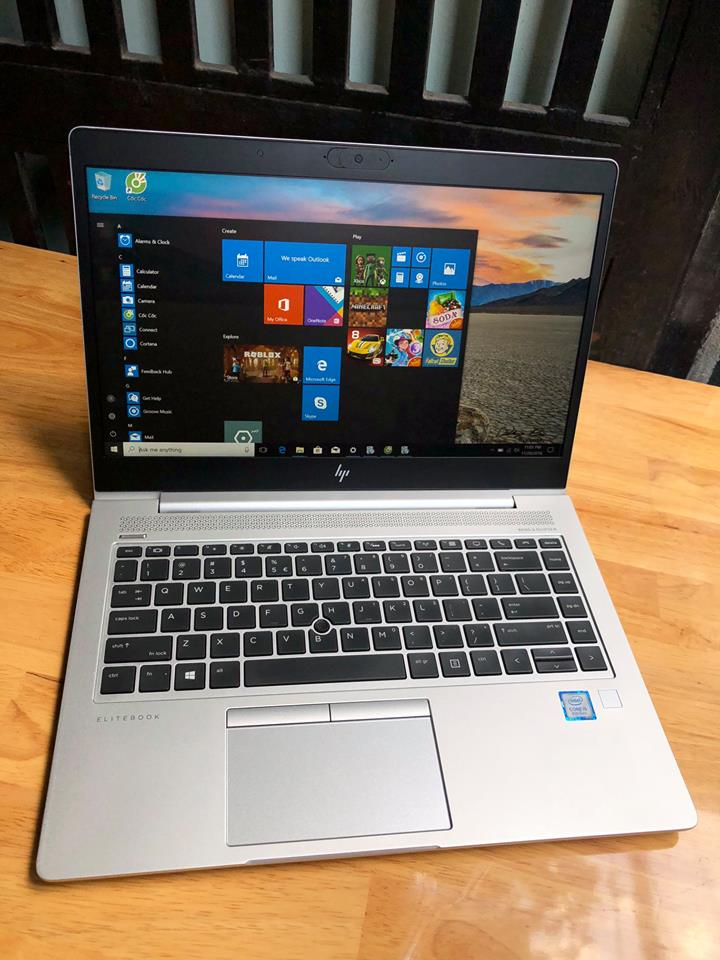 ==> laptop HP 840 G6, i5 8365u, 8G, 256G, 14in, Full HD, 99%, giá rẻ - 6